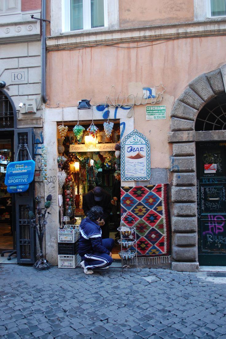 #trastevere #ethnic #shop
