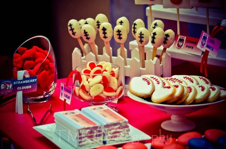 100 best images about Rugby League Party on Pinterest  ~ 205133_Birthday Party Ideas Sydney