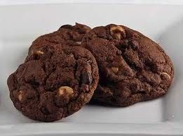 Mrs. Field's Copycat Recipes: Triple Chocolate Cookies
