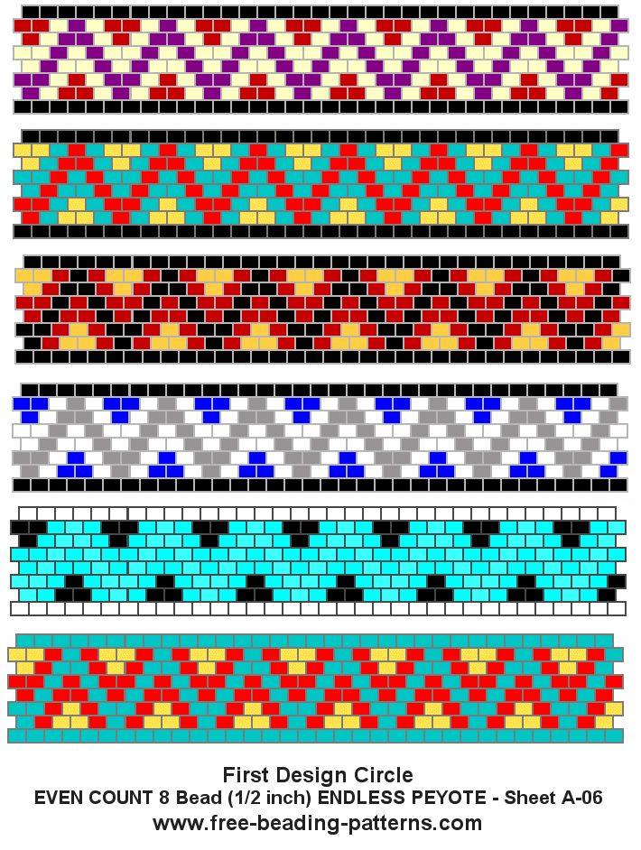 free-peyote-bead-pattern-A-06                                                                                                                                                                                 More