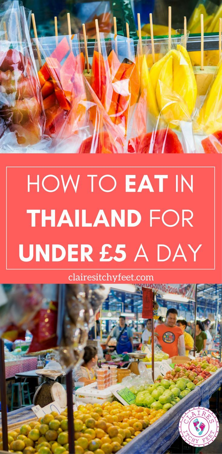 If you are planning a trip to Thailand and you are on a tight budget then take a read of my guide to eating in Thailand for under £5 a day. So you can spend your hard-earned money on the important things; like elephant pants and longboat rides…