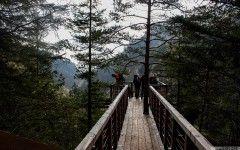 Lookout, Kvačianska dolina, National Park High Tatras, Slovakia