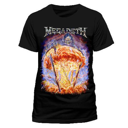 Megadeth - Countdown To Extinction T-shirt ... (Barcode EAN=5052905332699) http://www.MightGet.com/march-2017-1/megadeth--countdown-to-extinction-t-shirt.asp