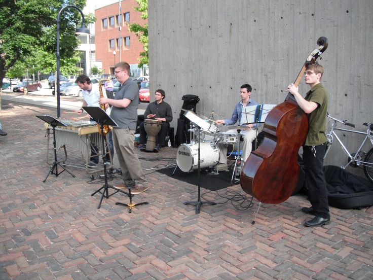 Mike Pollock quintet