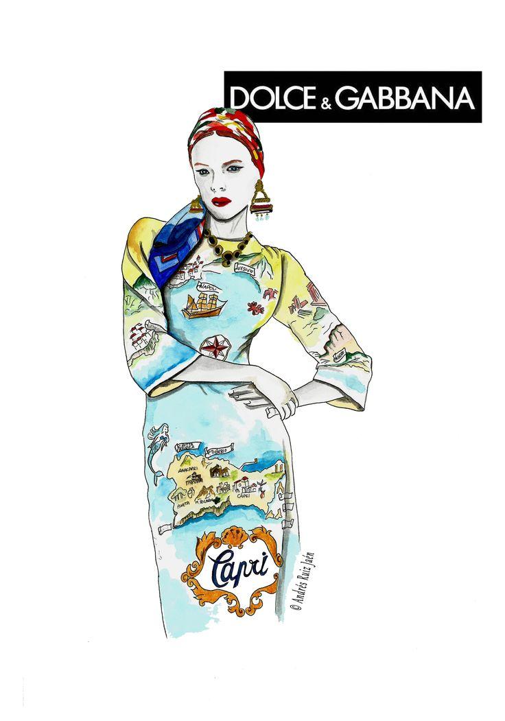 Diseño Dolce & Gabbana