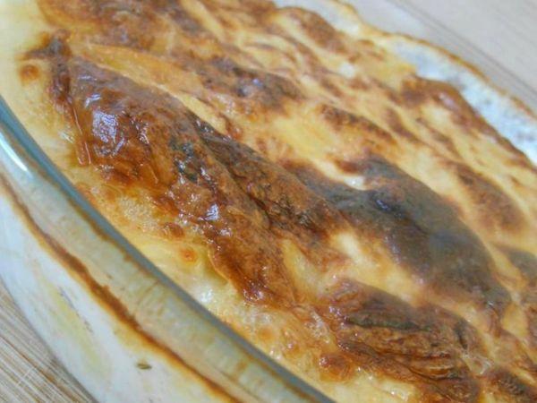 Recette gratin de pomme de terre l 39 ancienne par lacuillereauxmilledeli - Brabantia cuisiner a l ancienne ...