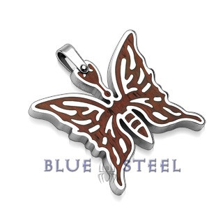 Brown Butterfly    www.buybluesteel.com