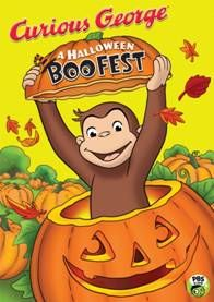 Curious George A Halloween Boofest