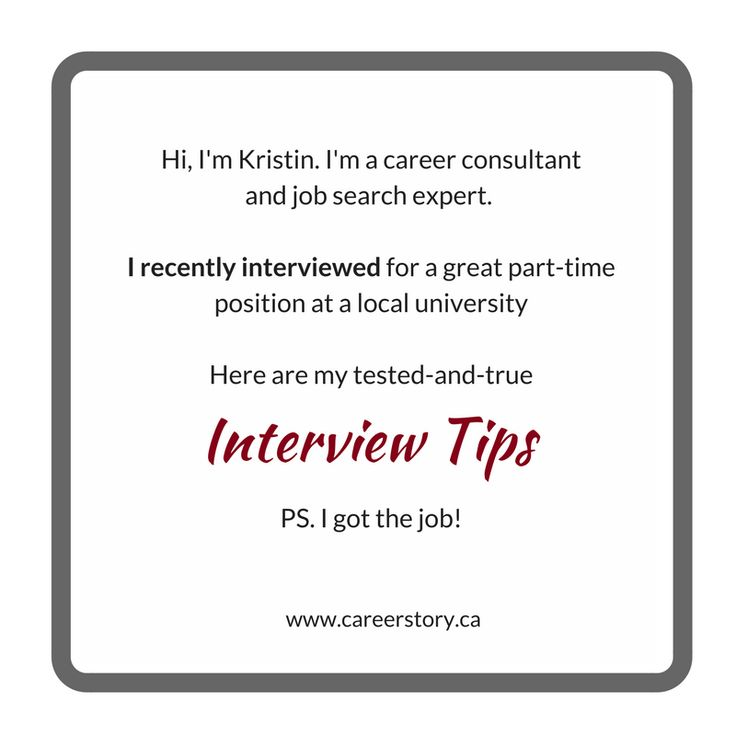 Get interview ready. Find out tried-and-tested interview tips that really work.