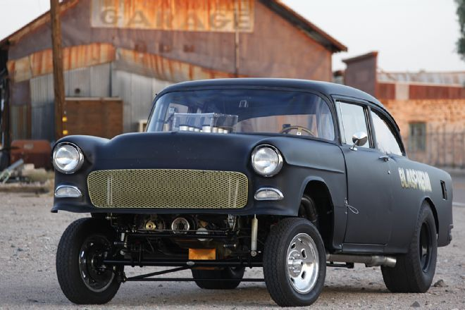'55 Hemi Powered Gasser, from my favorite show, Roadkill.