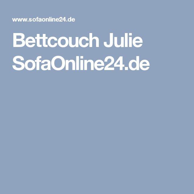 Bettcouch Julie SofaOnline24.de