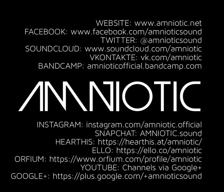 AMNIOTIC Business Card | Official website,Discography,Social Networks and more!  #amniotic #amnioticofficial #businesscard #card #website #web #internet #net #social #socialnetwork #url #official #promotion #independent #electronic #music #amnioticsound #amnioticmusic #electronica #producer #search #discover #original #sound   (©AMNIOTIC 2016)