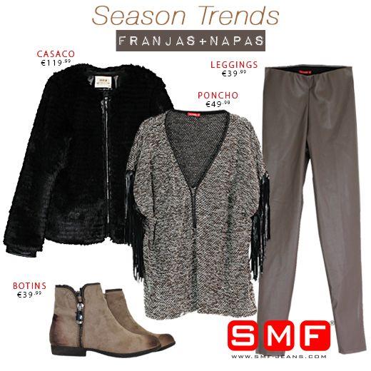 Veja aqui as novidades e tendências de inverno  Check out news and winter trends http://www.smf-jeans.com/mulher/novidades