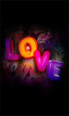 four the love of color | download 3d Color Love wallpapers for mobile phone :