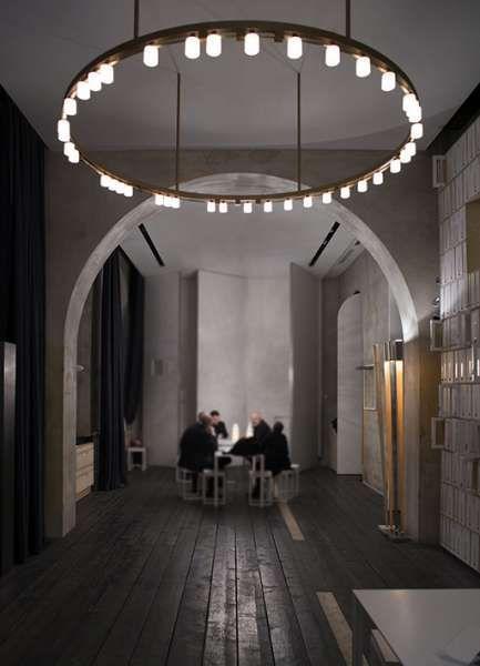royal grand chandelier | Viabizzuno progettiamo la luce