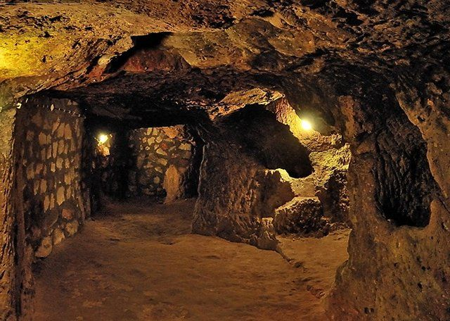 11 Mysterious Ancient Underground Worlds That Remain Unsolved To This Day | MessageToEagle.com
