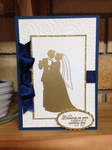 "Marcie From ""Down Under"" : Wedding Card # 6"