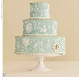 WEDDING CAKES LARGE FROSTING FLOWERS | To get a wedding cake like this one (with rolled fondant, royal icing ...