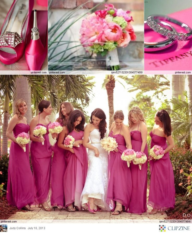 Fuschia Wedding Invitations was best invitation example