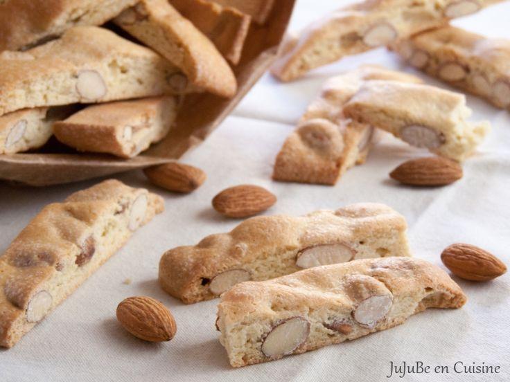 Croquants aux amandes - Croquants provençaux