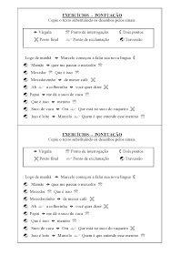 SINAIS DE PONTUAÇÃO         Dados da Aula    O que o aluno poderá aprender com esta aula    - Identificar e nomear os sinais de pontuação. ...