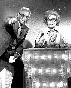 Betty White & Husband Allen Ludden