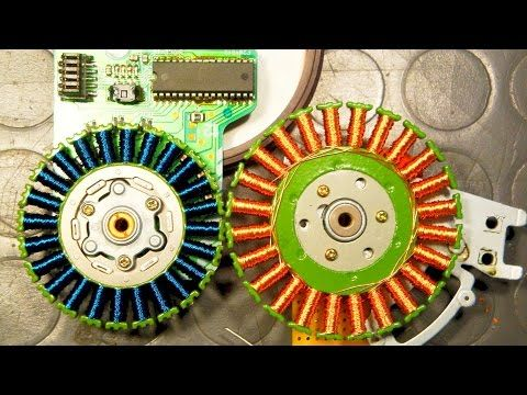Brushless DC Motors and Brushed DC Motors explained - BLDC Fan (2) - YouTube