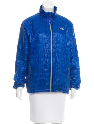 The North Face Long Sleeve Puffer Coat