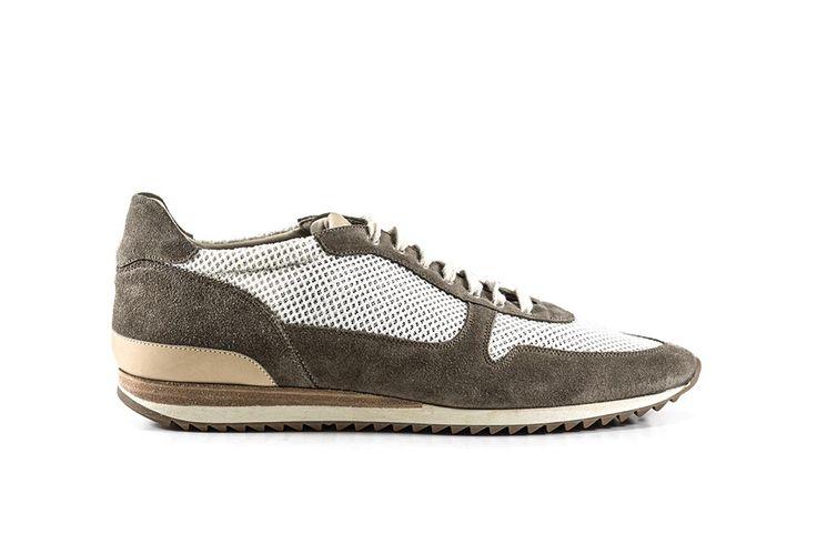 Sneakers Portonovo topo #franceschetti #franceschettishoes #madeinitaly #madeinmarche