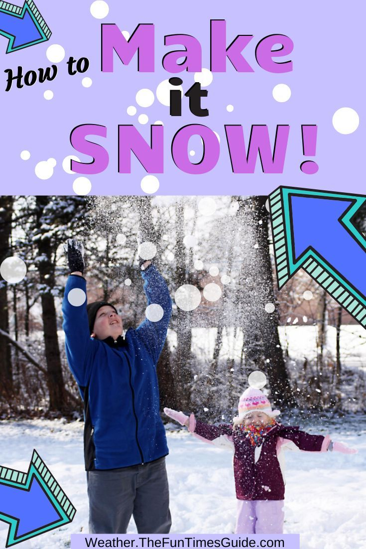 7 Tips Tricks To Make It Snow Have You Tried Any Of These How To Make Snow How To Make Winter Printables Free