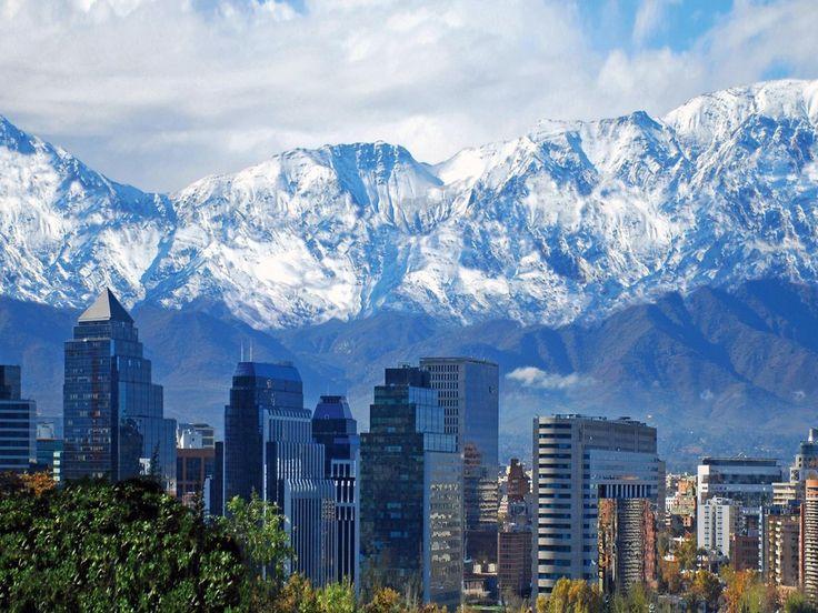 San Cristobal Tower, Santiago: Chile Hotel : Condé Nast Traveler