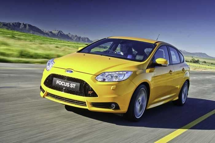 Review: Ford Focus ST