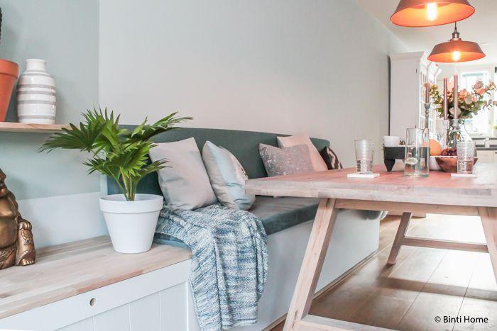 Interiordesign livingroom for Eigen Huis & Tuin Rtl4 | Binti Home blog : Interieurinspiratie, woonideeën en stylingtips