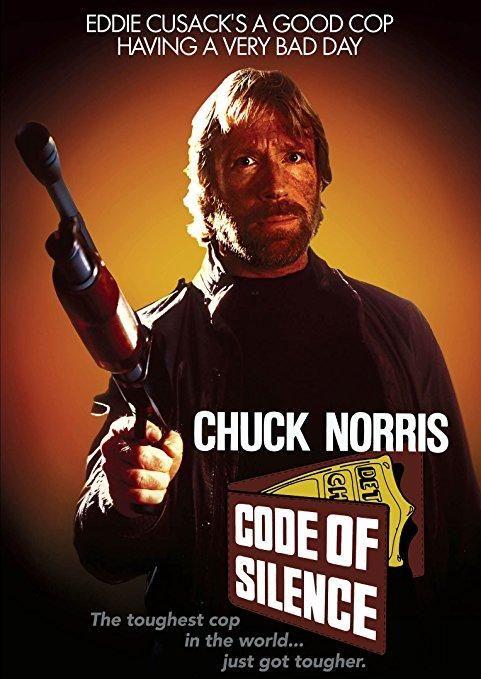 Chuck Norris & Henry Silva & Andrew Davis-Code of Silence