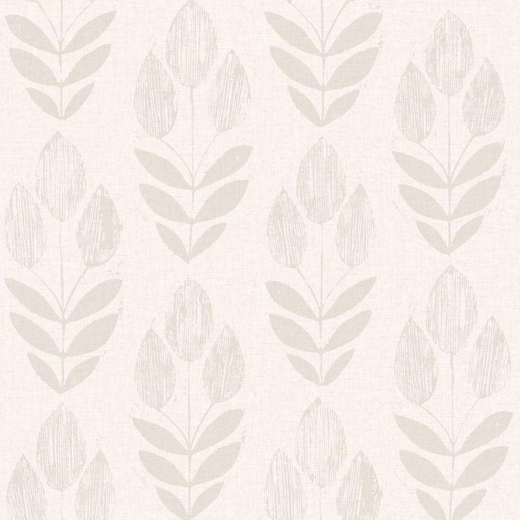 Beacon House Scandinavian Grey Block Print Tulip Wallpaper 2535 20650   The  Home Depot Part 40
