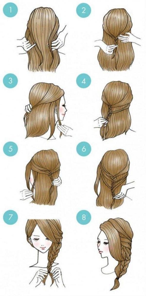 Voici 20 tutos très simples pour vous permettre de diversifier vos coiffures - sudinfo.be