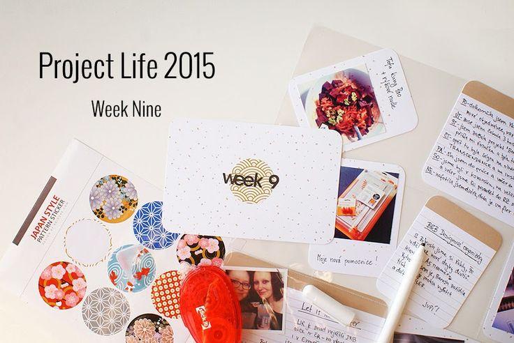 Amca Design: PROJECT LIFE - Year 2015 Week nine + freebie!