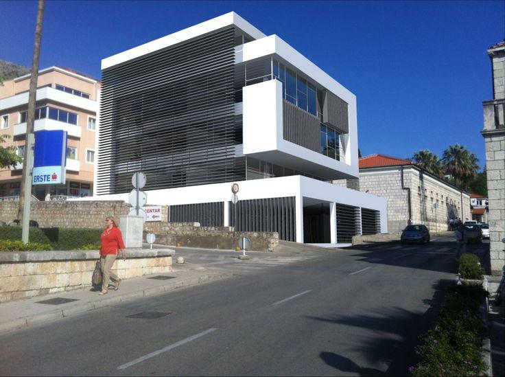 Business Building in Dubrovnik