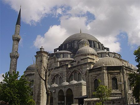 Şehzade Mehmet mosque ( Turkish : Şehzade Camii ) Istanbul