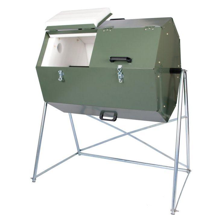 Jora 70 Gallon 270 Compost Tumbler