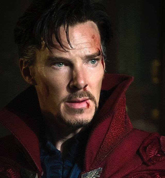 Congratulations to Benedict and the Doctor Strange team! Doctor Strange has just surpassed Iron Man to become Marvel Studios' highest grossing solo character debut! And the Sorcerer Supreme isn't done making magic yet- it's still set to premiere in Japan on January! #benedictcumberbatch #doctorstrange #marvel #superhero #blockbuster