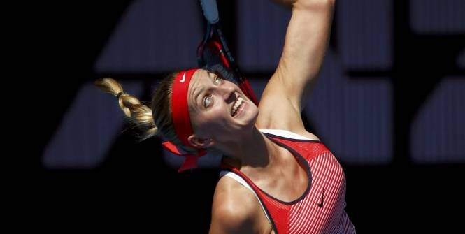 Tennis - WTA - Indian Wells - Indian Wells: Petra Kvitova a encore souffert Check more at http://info.webissimo.biz/tennis-wta-indian-wells-indian-wells-petra-kvitova-a-encore-souffert/