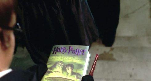 Harry Potter e il Principe Mezzosangue di J. K. Rowling dal film Boyhood di Richard Linklater, 2014
