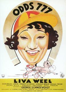 Odds 777 (1932) Hansi vinder penge på en hest, og tager på herskabsferie.