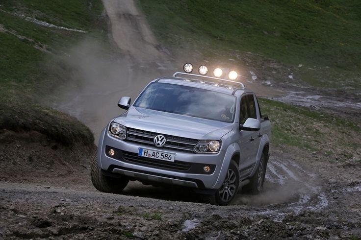Tracktest Volkswagen Amarok Canyon