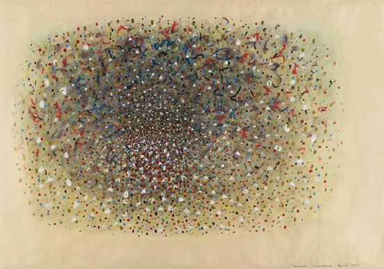 Tancredi Parmeggiani, Primavera, 1951 (datato 1952)