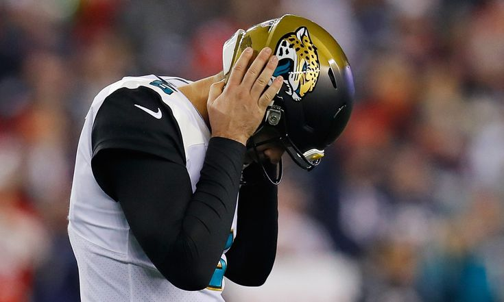 Former Jaguars guard accuses NFL of Patriots favoritism in Twitter tirade | Patriots Wire