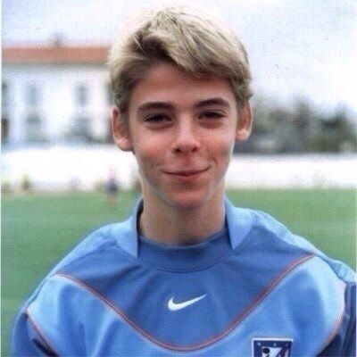 Young David De Gea