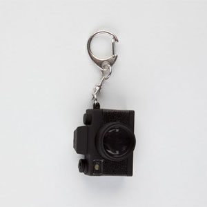 I want this!  LED Camera Keychain