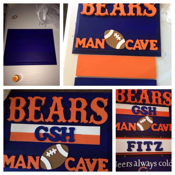 Chicago Man Cave Signs : Best images about wo man cave ideas on pinterest